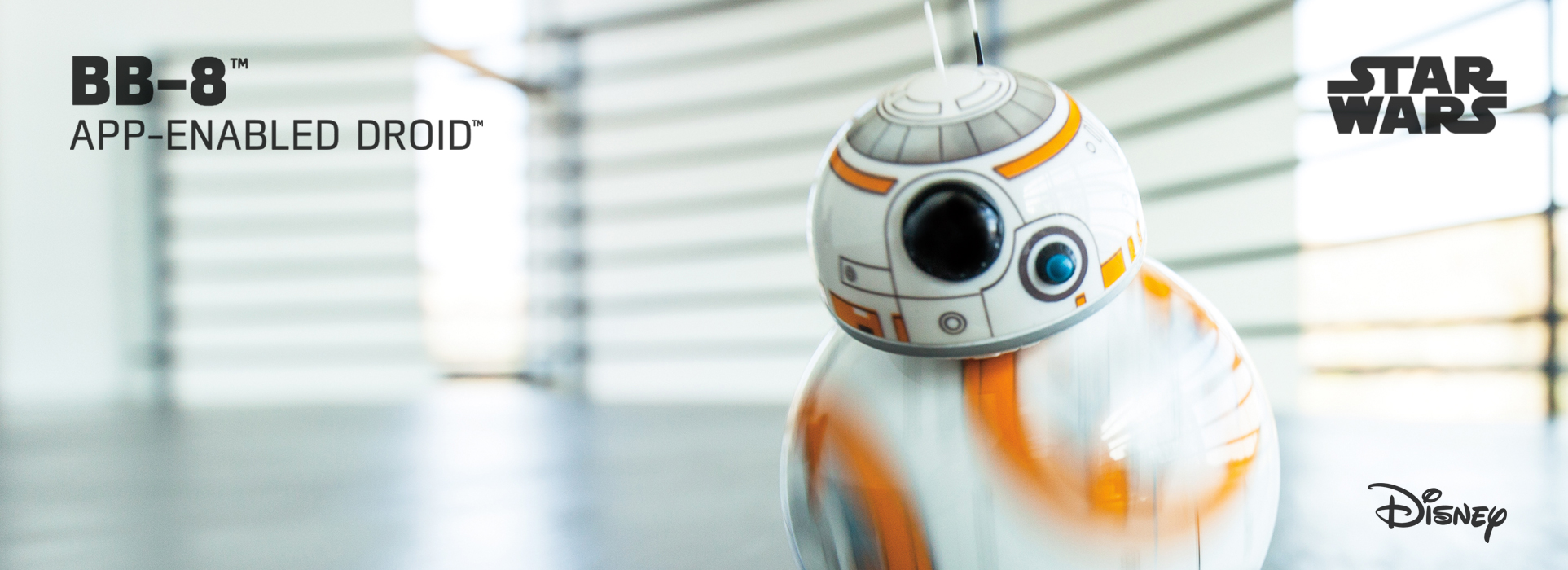 BB-8™ APP-ENABLED DROID