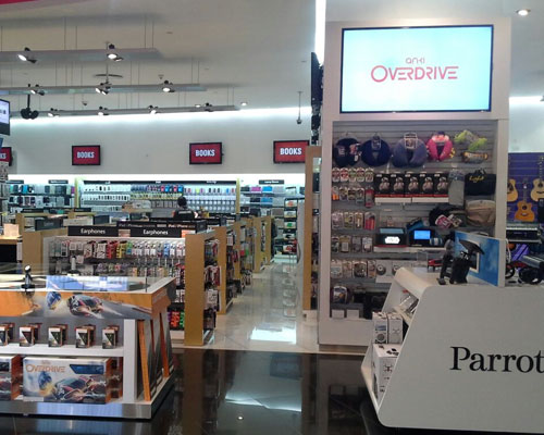 Virgin Megastore - Dubai Mall